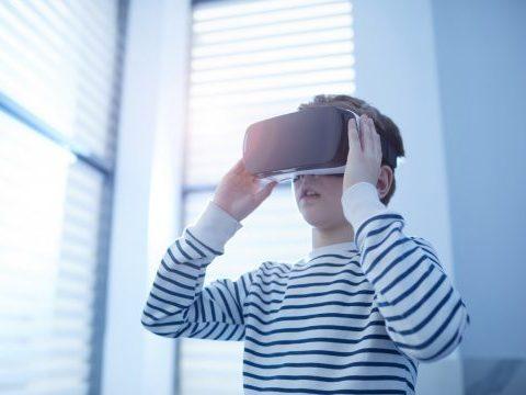 最先端機器・VR体験